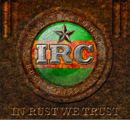 In Rust We Trust �2002 Gary W. Priester - All rights reserved